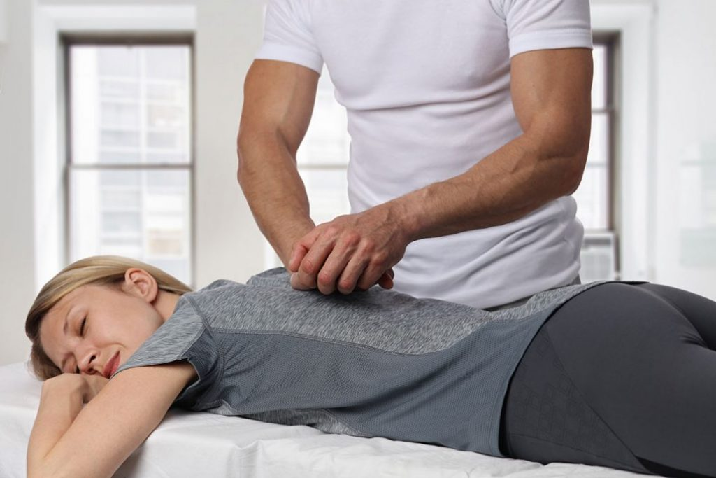car accident massage therapy