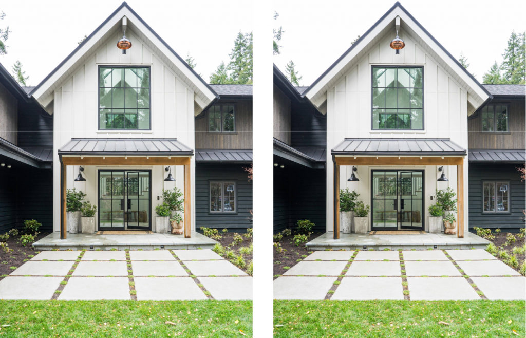 Home Curb Appeal - Add Character and Beauty
