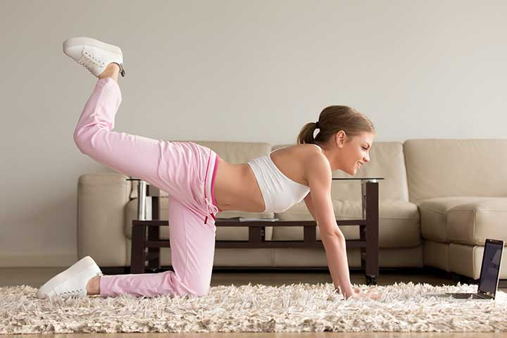 Hip Dips Exercises